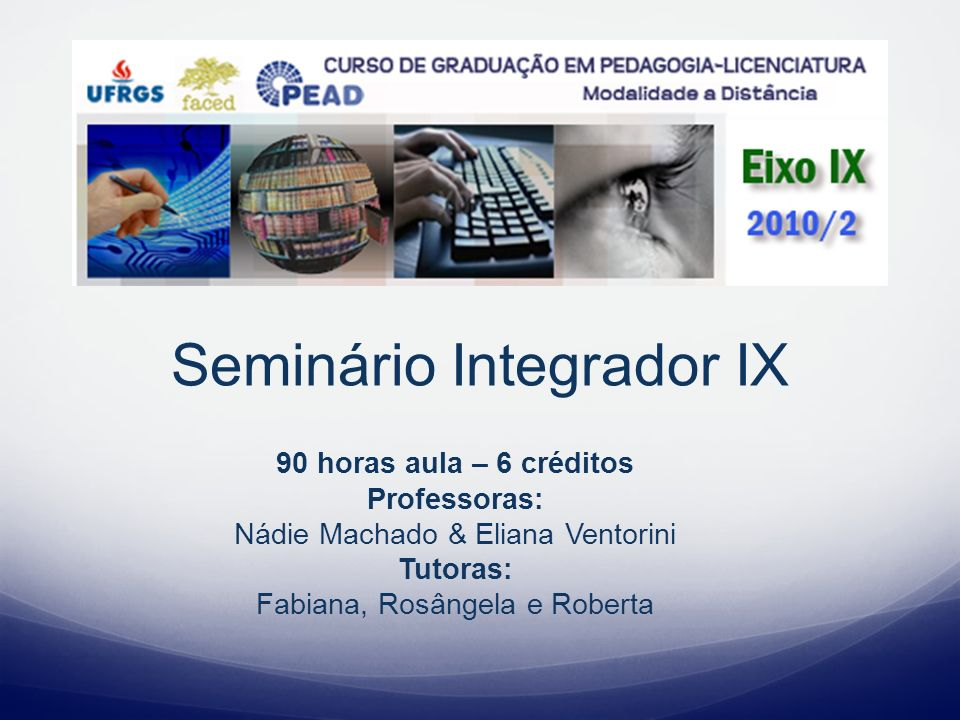 Seminário Integrador IX