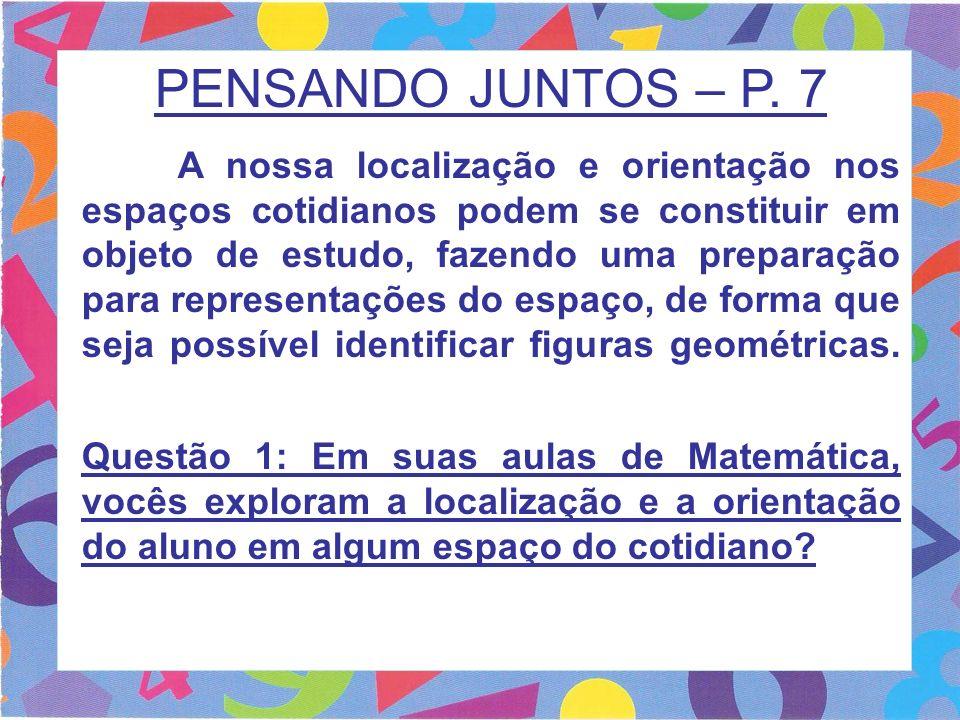 PENSANDO JUNTOS – P. 7