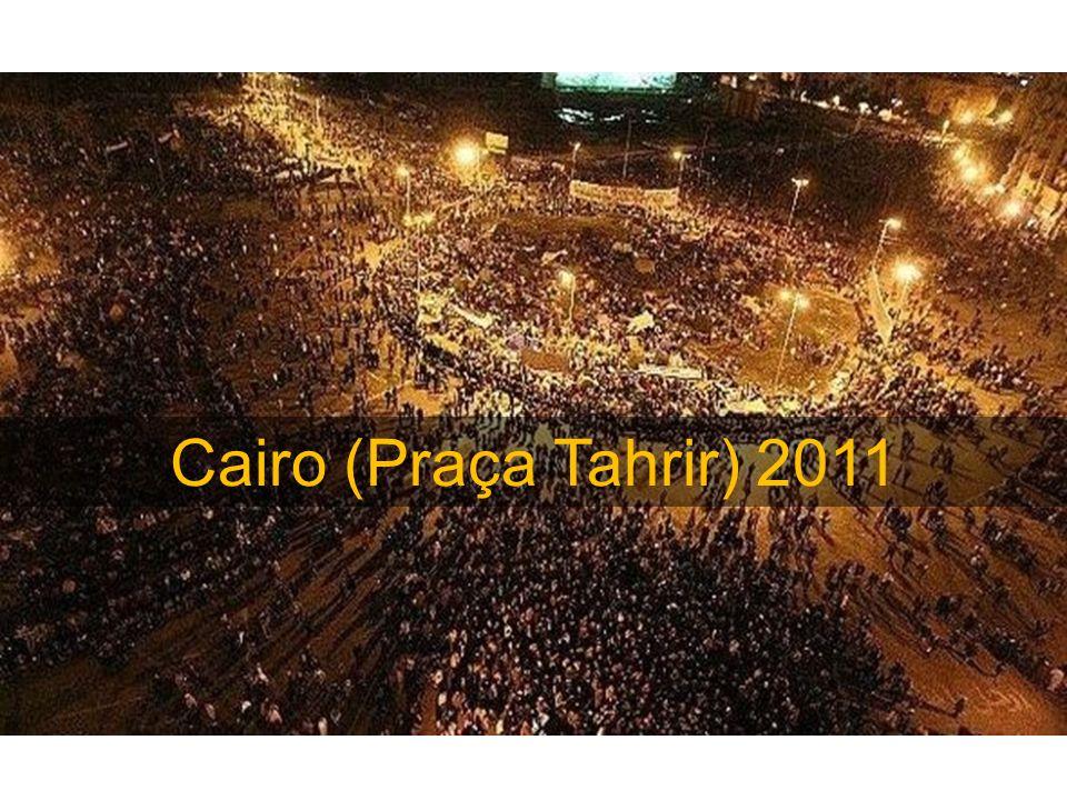 Cairo (Praça Tahrir) 2011