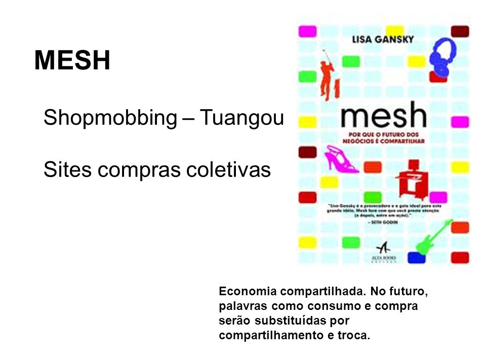 MESH Shopmobbing – Tuangou Sites compras coletivas
