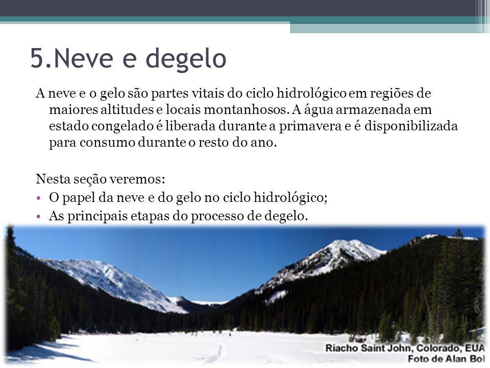 5.Neve e degelo