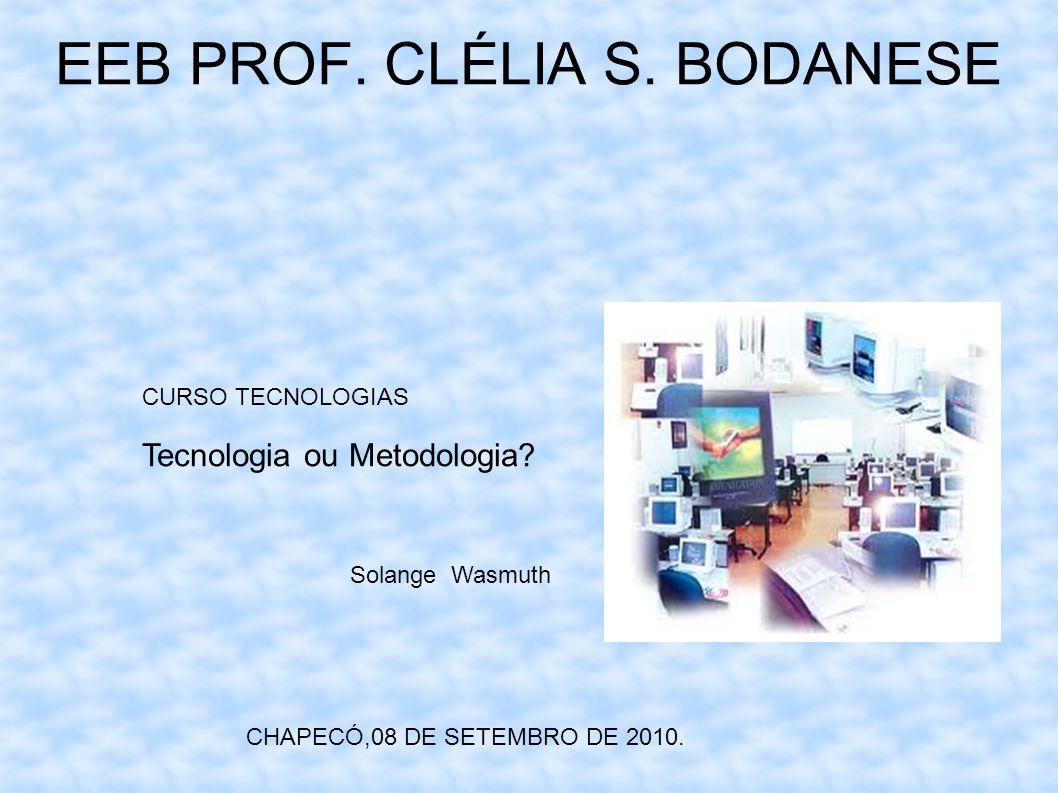 EEB PROF. CLÉLIA S. BODANESE