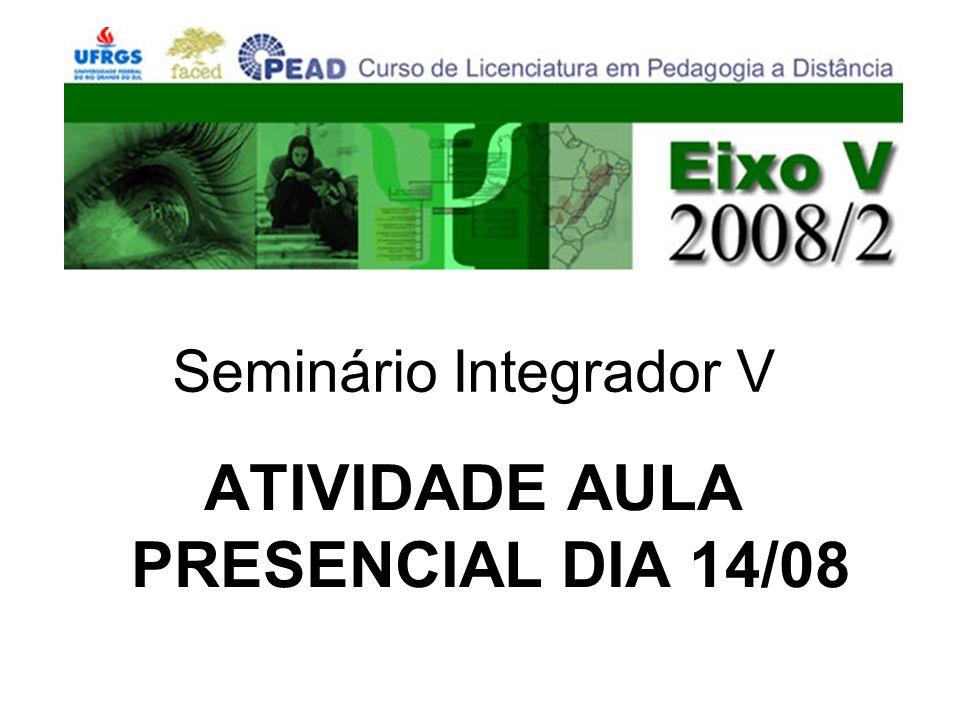 ATIVIDADE AULA PRESENCIAL DIA 14/08