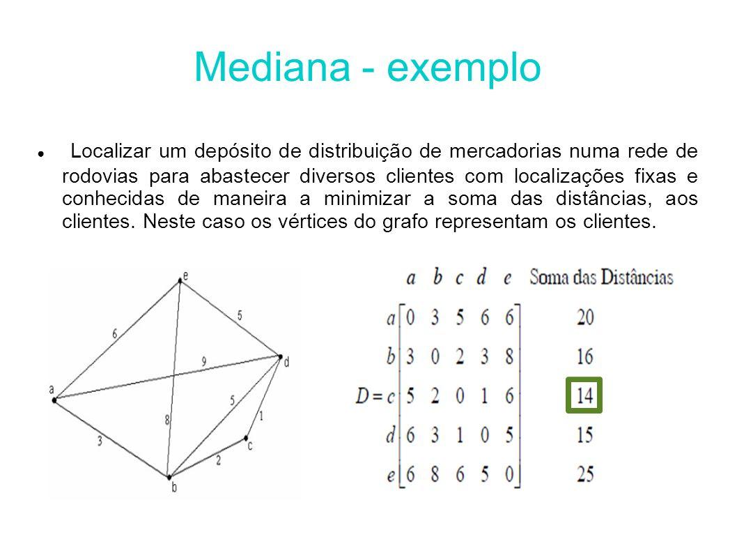Mediana - exemplo