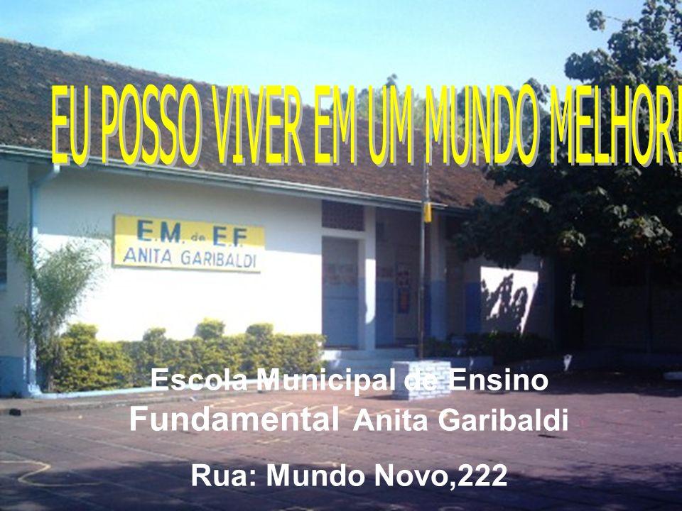 Escola Municipal de Ensino Fundamental Anita Garibaldi