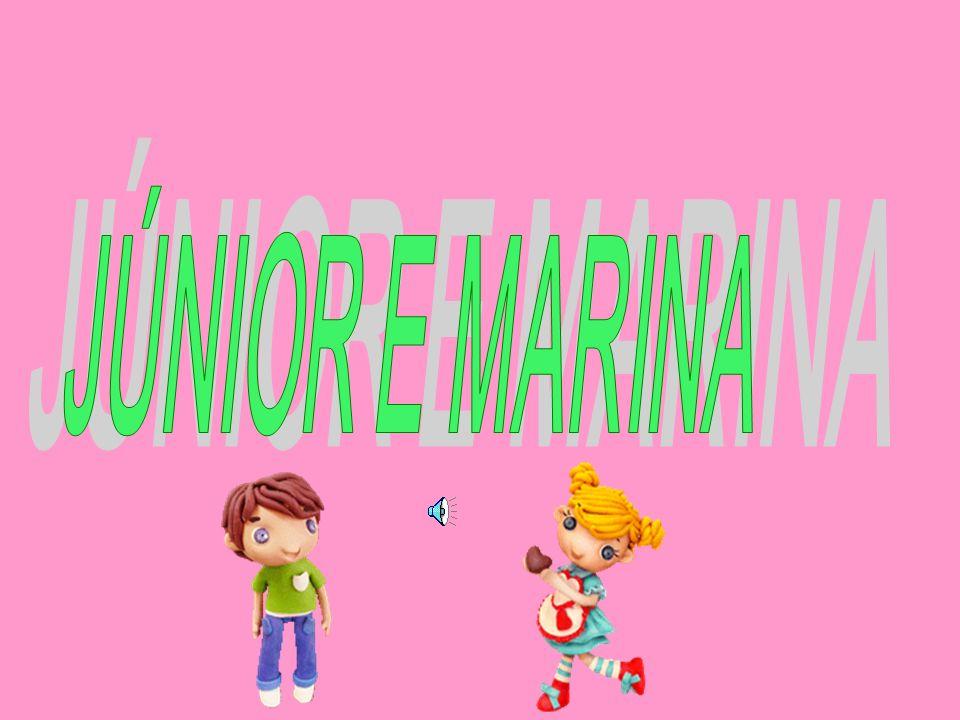 JÚNIOR E MARINA