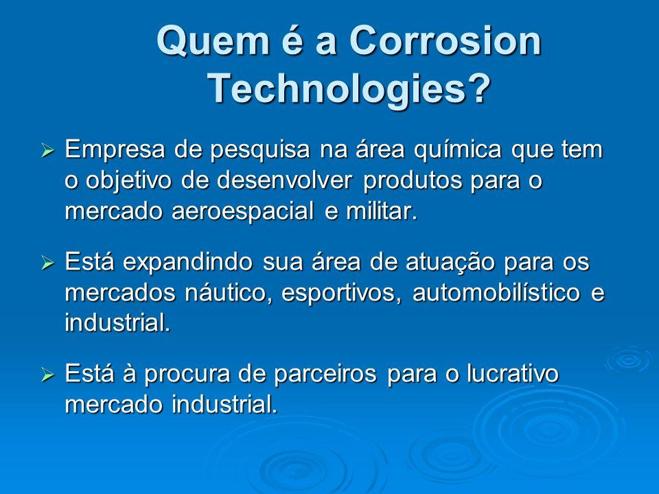 Quem é a Corrosion Technologies