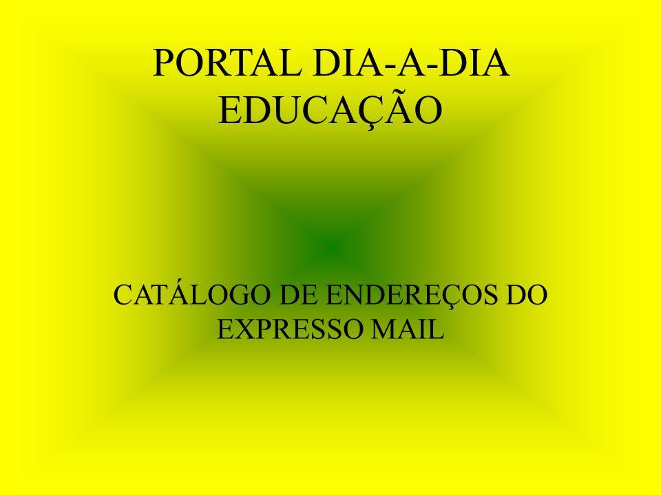 PORTAL DIA-A-DIA EDUCAÇÃO