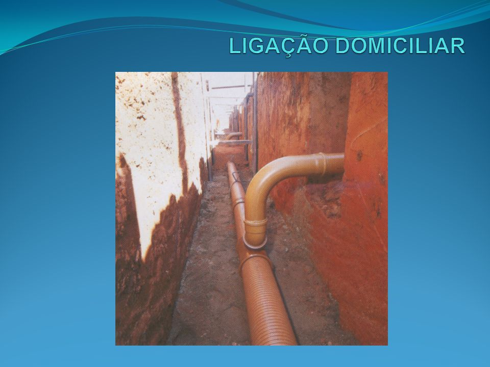 LIGAÇÃO DOMICILIAR