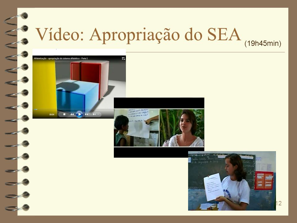 Vídeo: Apropriação do SEA