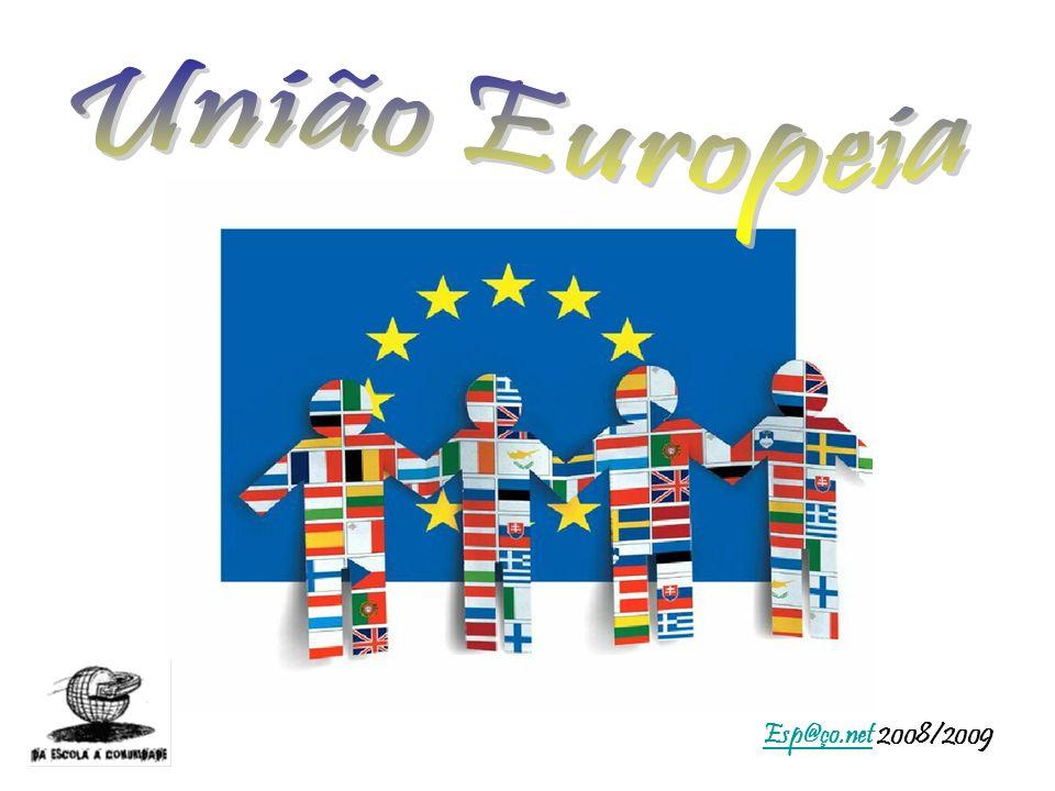 União Europeia Esp@ço.net 2008/2009