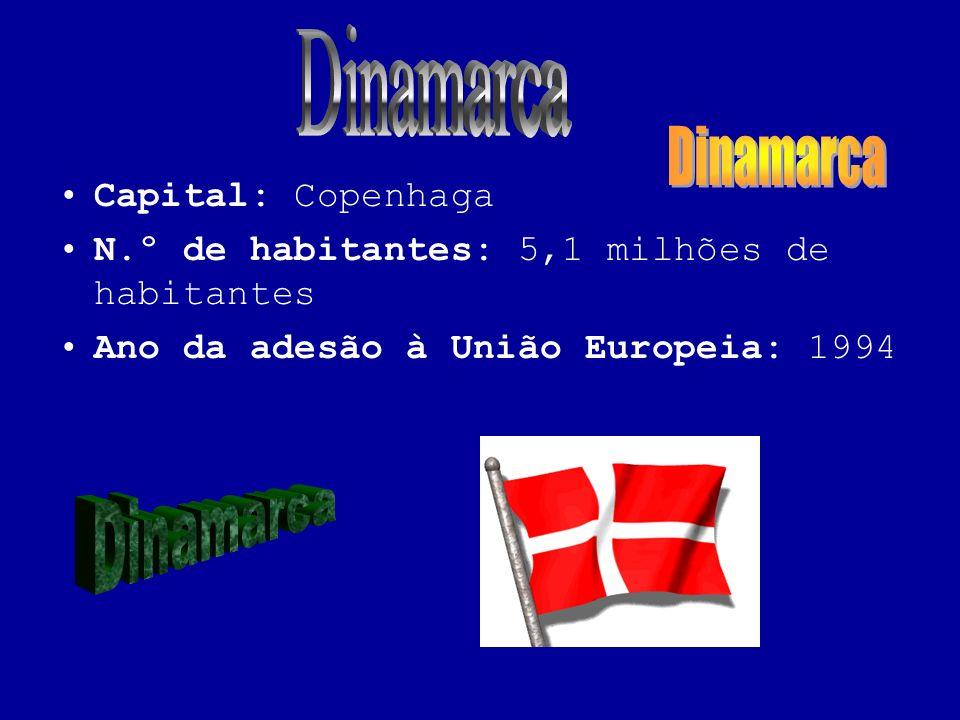 Dinamarca Dinamarca Dinamarca Capital: Copenhaga