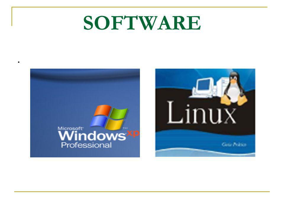 SOFTWARE .