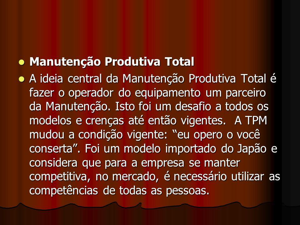 Manutenção Produtiva Total