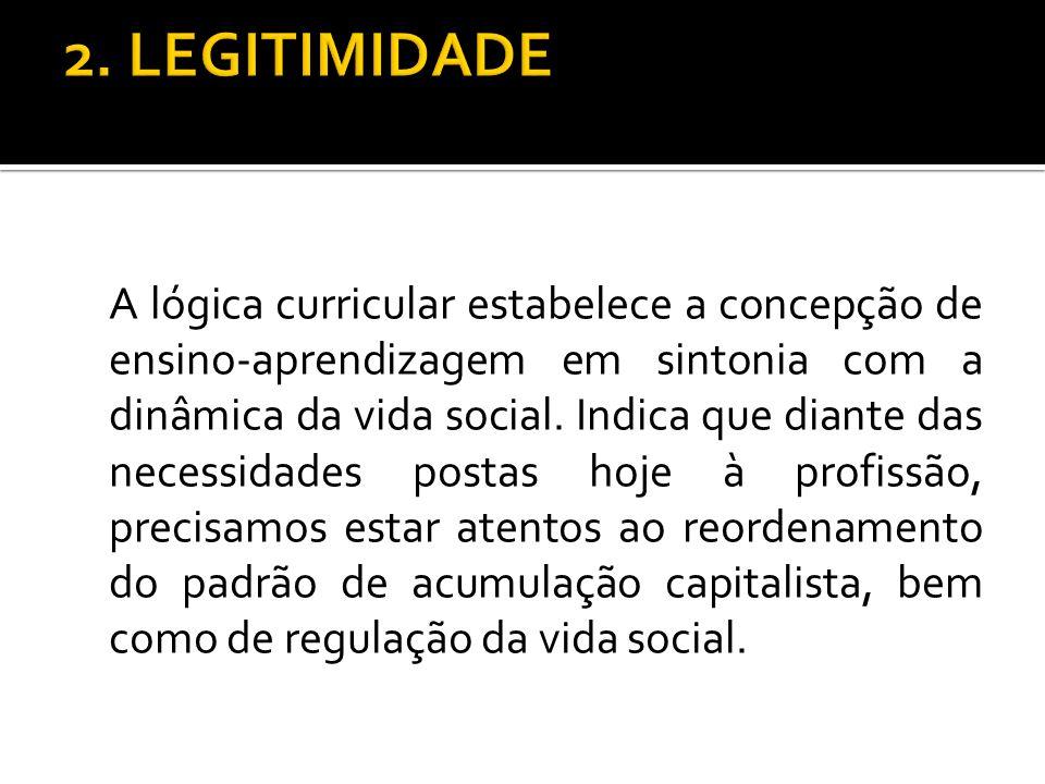 2. LEGITIMIDADE