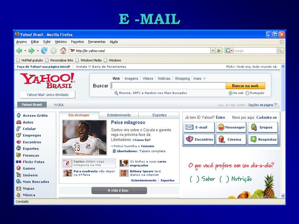 E -MAIL