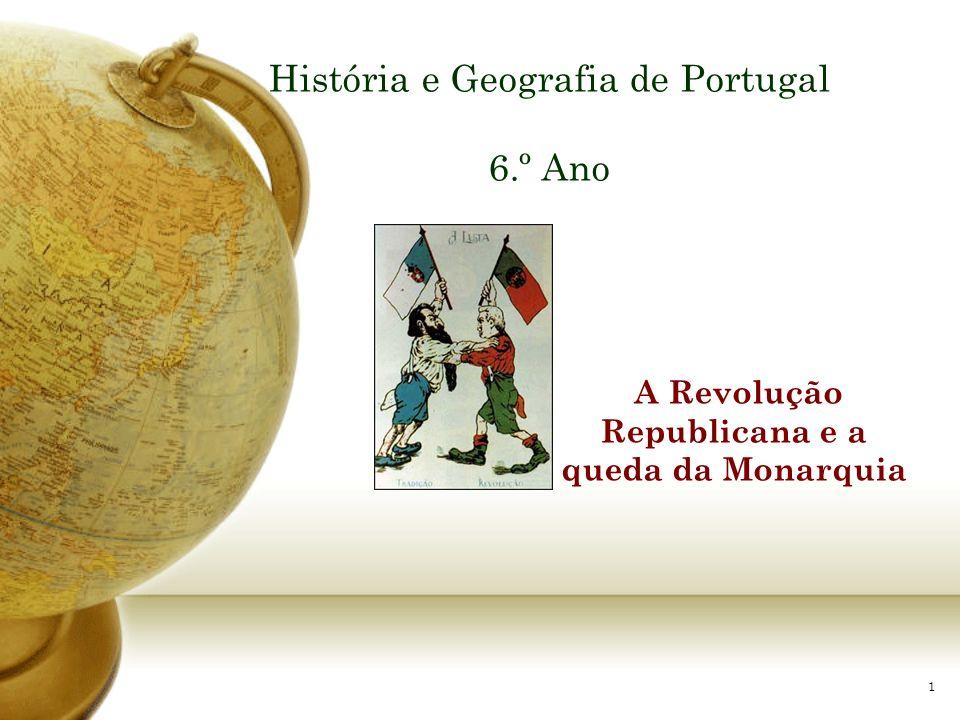 História e Geografia de Portugal 6.º Ano