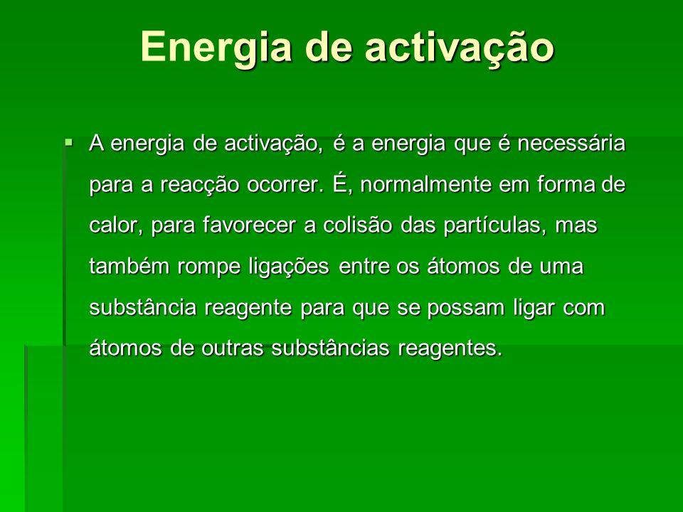 Energia de activação
