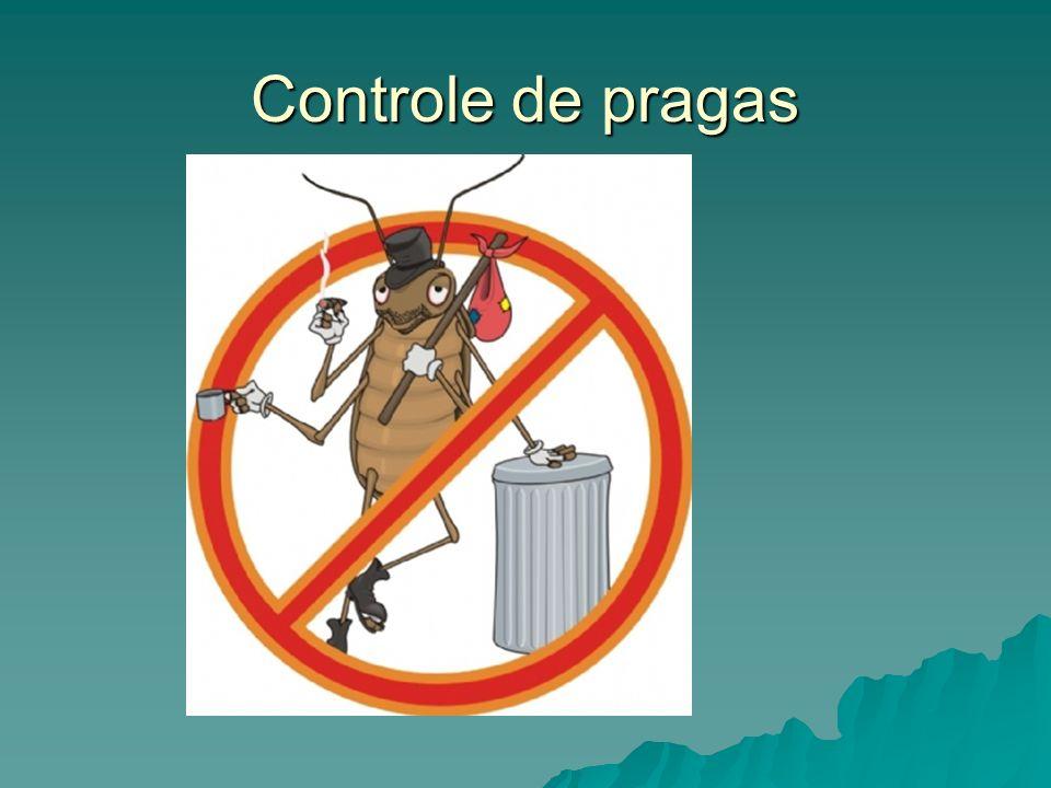 Controle de pragas
