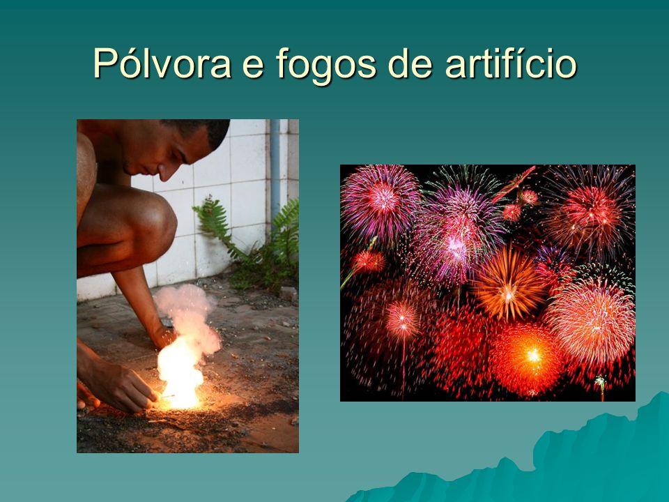 Pólvora e fogos de artifício