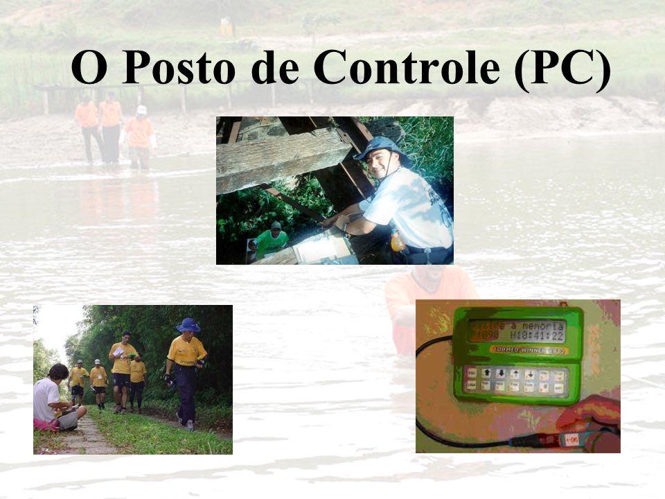 O Posto de Controle (PC)