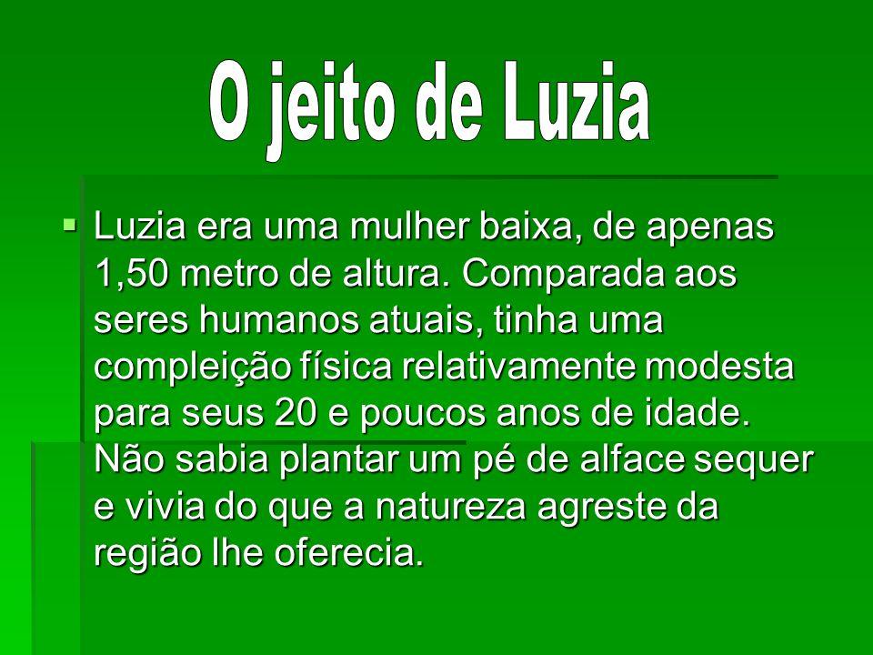 O jeito de Luzia