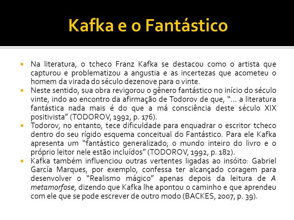 Kafka e o Fantástico