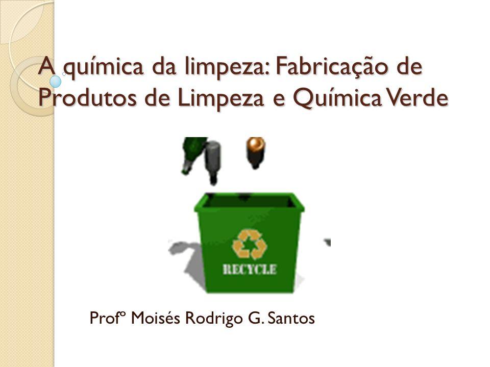 Profº Moisés Rodrigo G. Santos