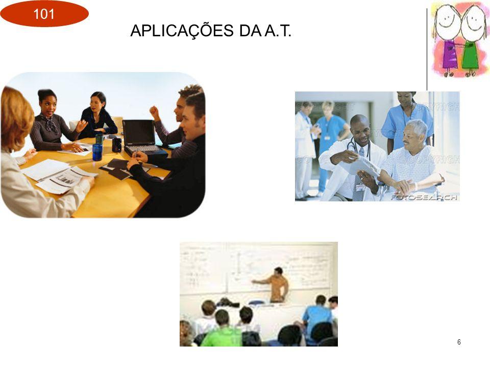 APLICAÇÕES DA A.T.