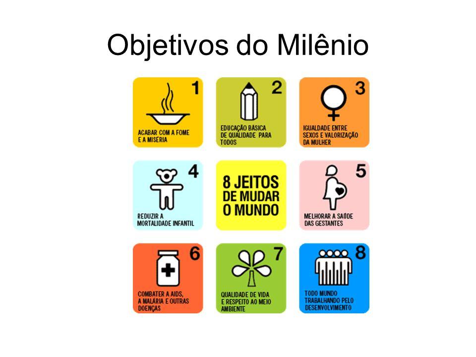 Objetivos do Milênio