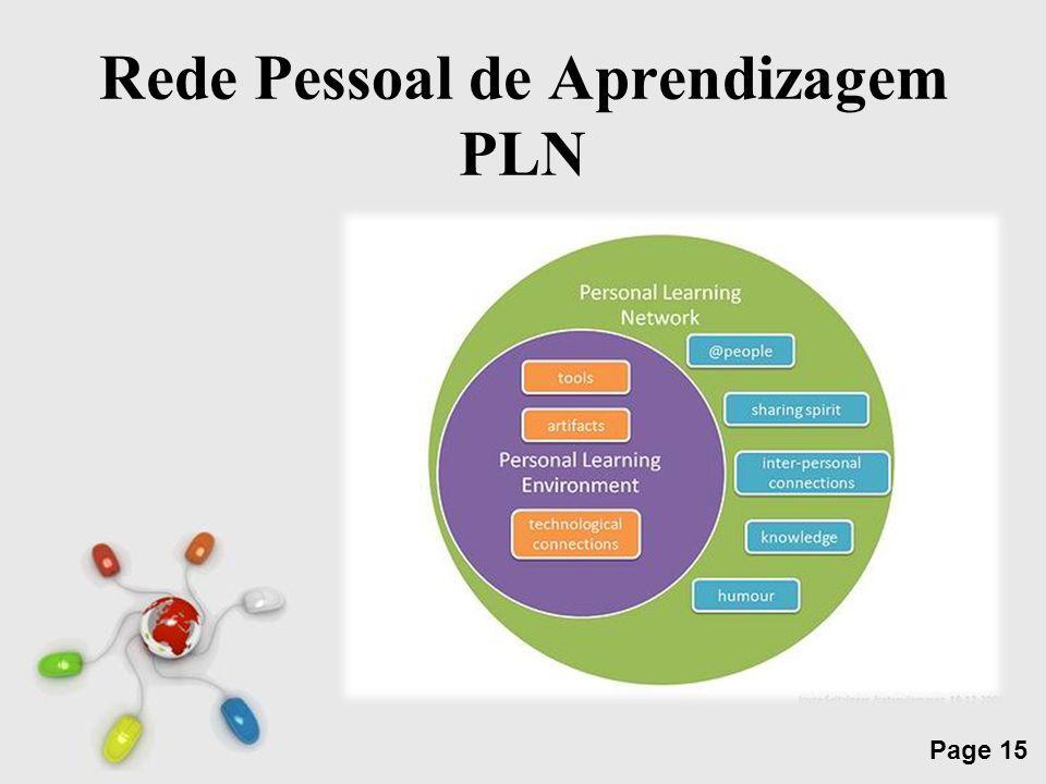 Rede Pessoal de Aprendizagem PLN