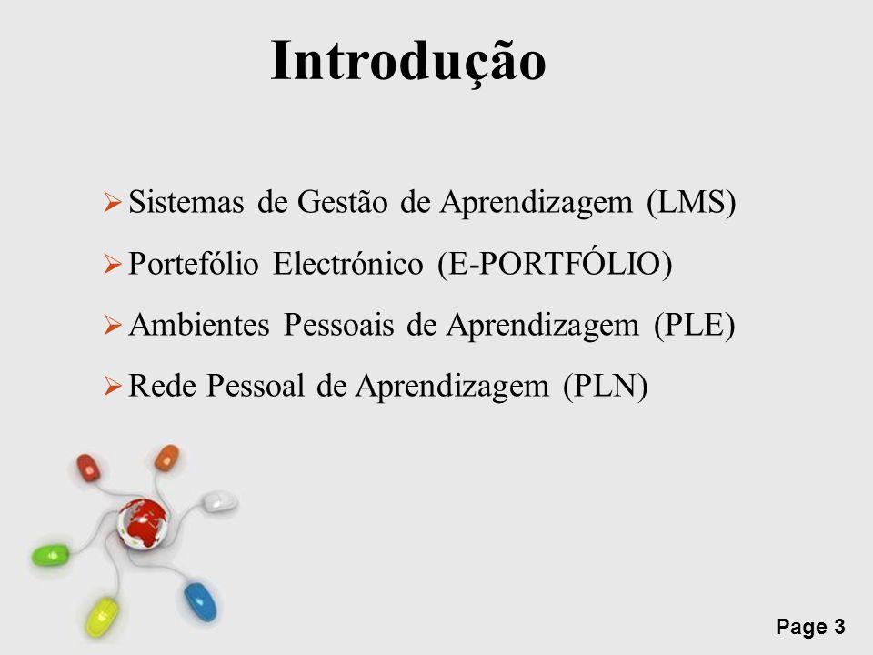 Introdução Sistemas de Gestão de Aprendizagem (LMS)