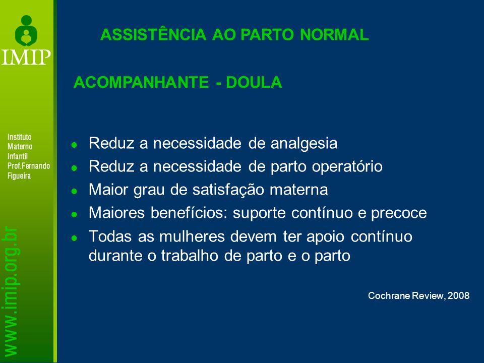 ASSISTÊNCIA AO PARTO NORMAL
