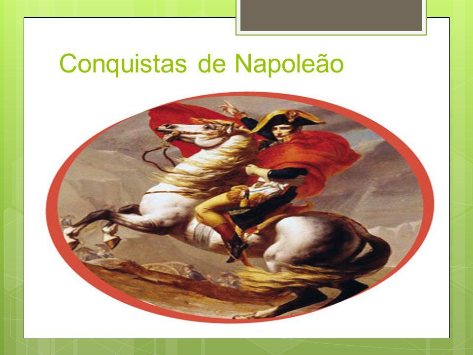 Conquistas de Napoleão