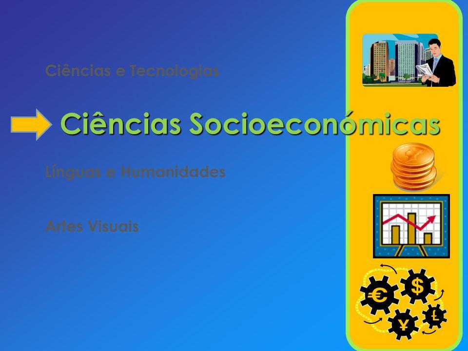 Ciências Socioeconómicas