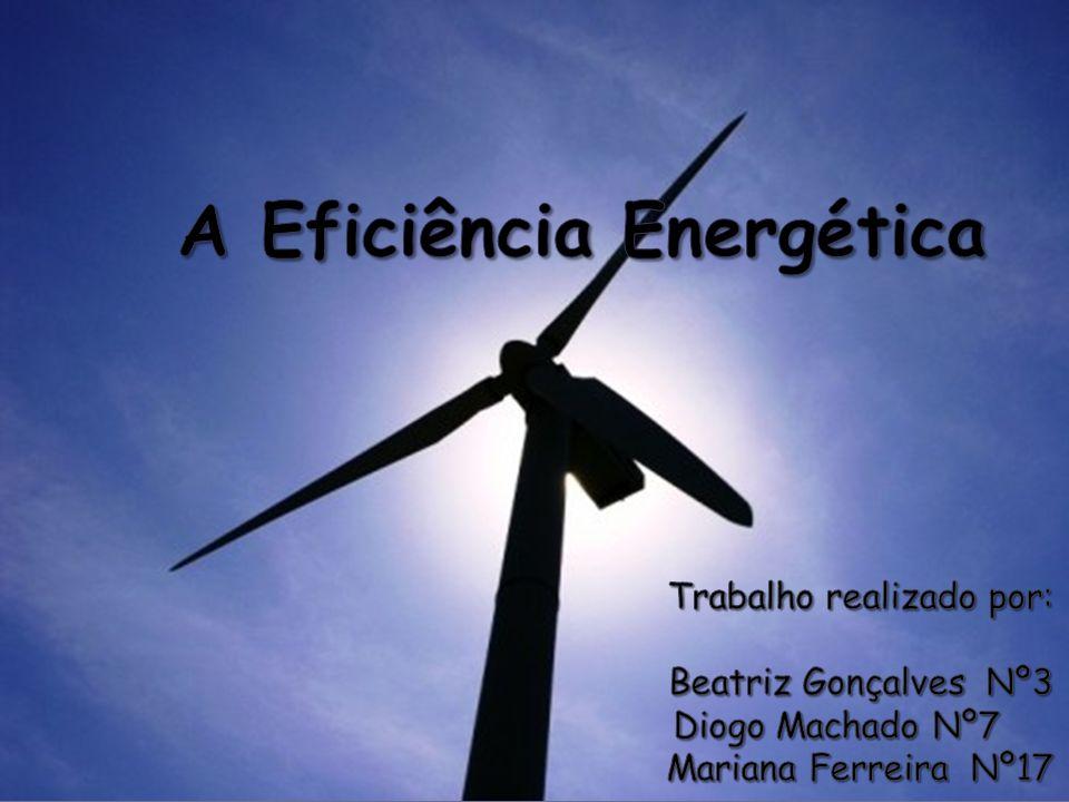 A Eficiência Energética