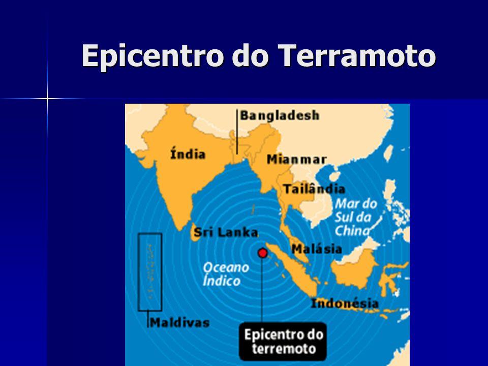 Epicentro do Terramoto