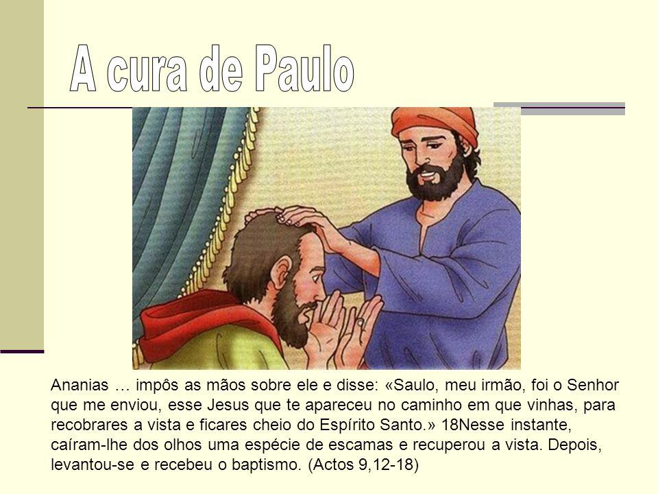 A cura de Paulo