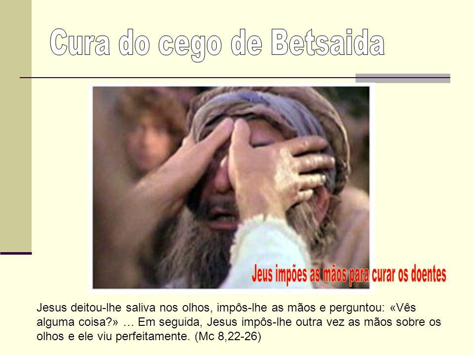 Cura do cego de Betsaida