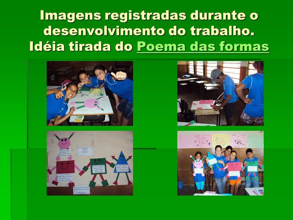 Imagens registradas durante o desenvolvimento do trabalho