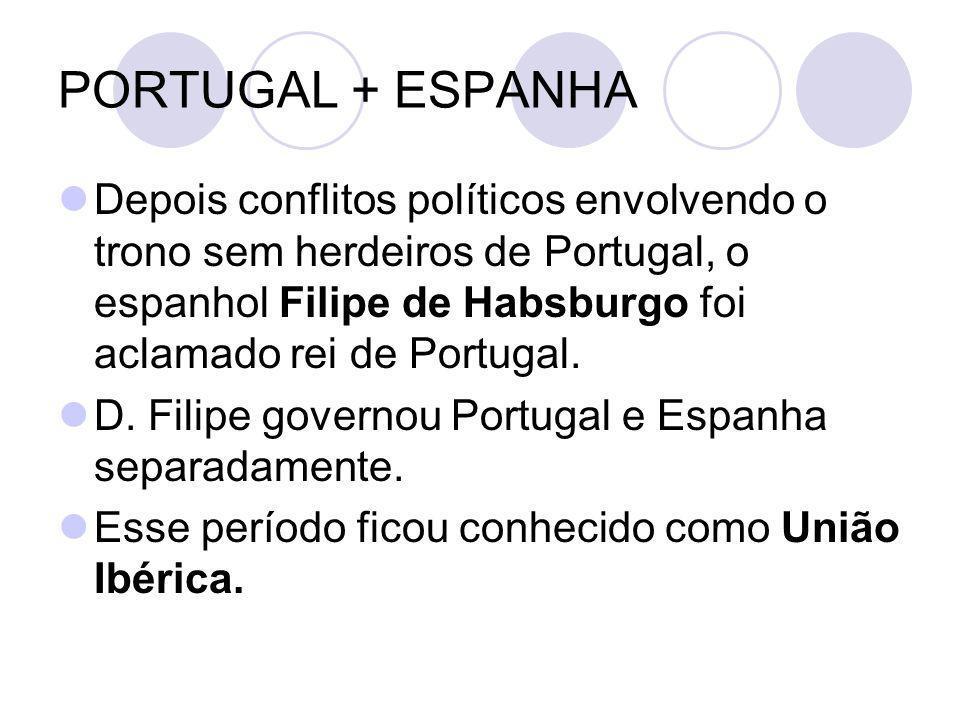 PORTUGAL + ESPANHA