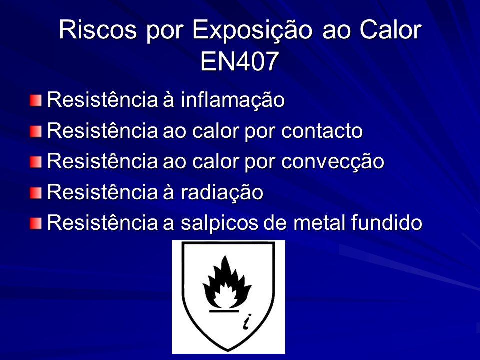 Riscos por Exposição ao Calor EN407