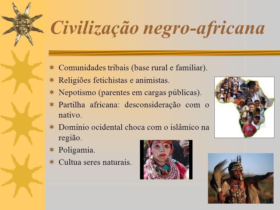 Civilização negro-africana