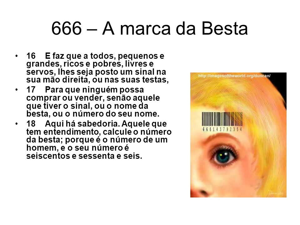 666 – A marca da Besta