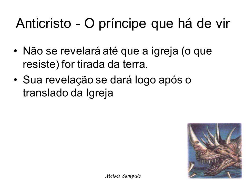 Anticristo - O príncipe que há de vir