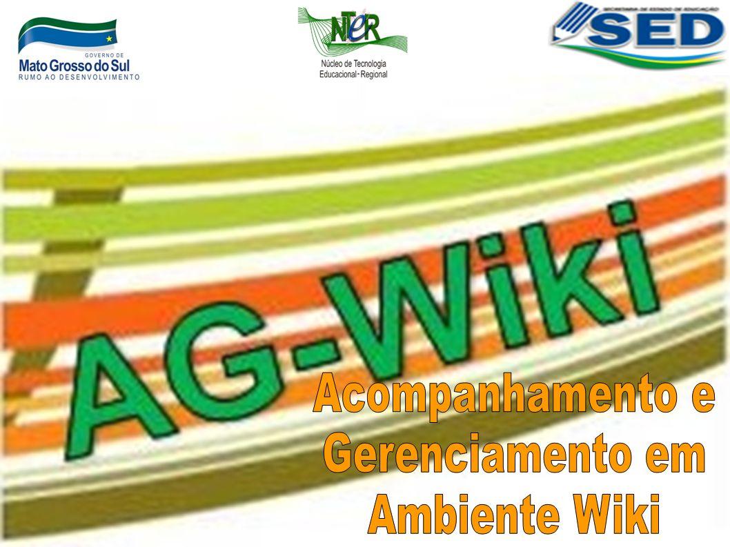 Acompanhamento e Gerenciamento em Ambiente Wiki 1