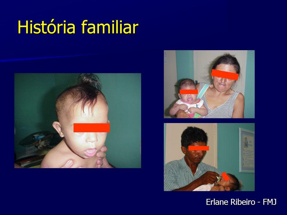 História familiar Erlane Ribeiro - FMJ