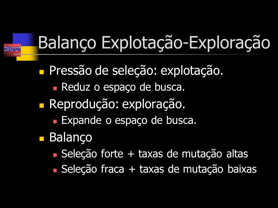 Balanço Explotação-Exploração