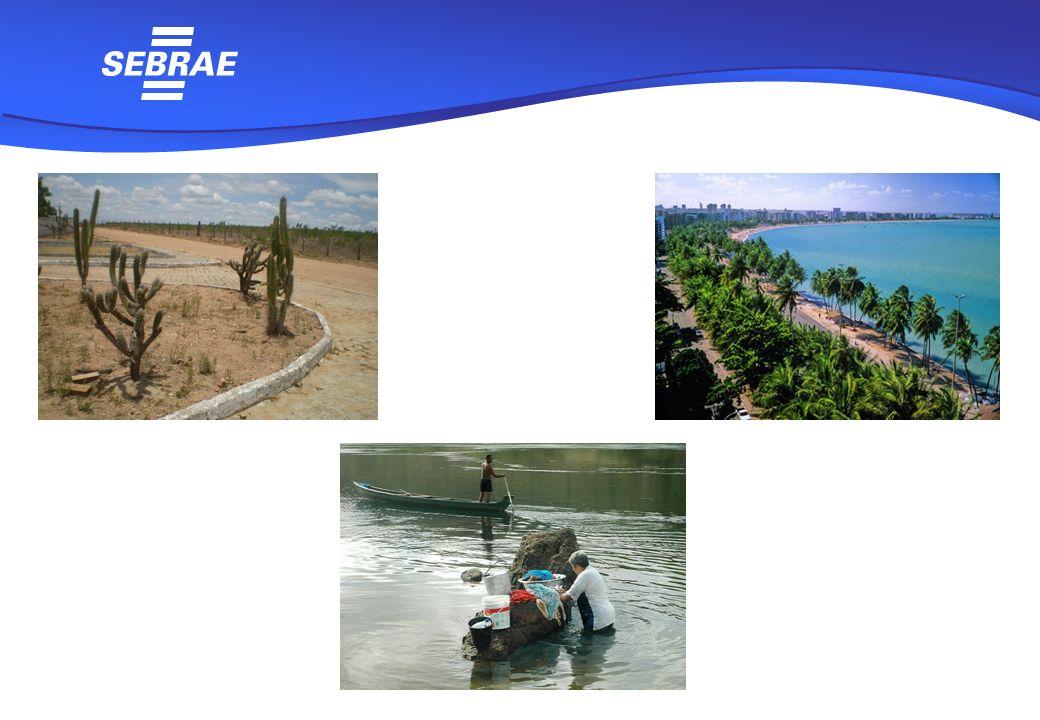 Aqui temos algumas fotos de Alagoas, onde podemos observar desde a praia de Pajuçara...