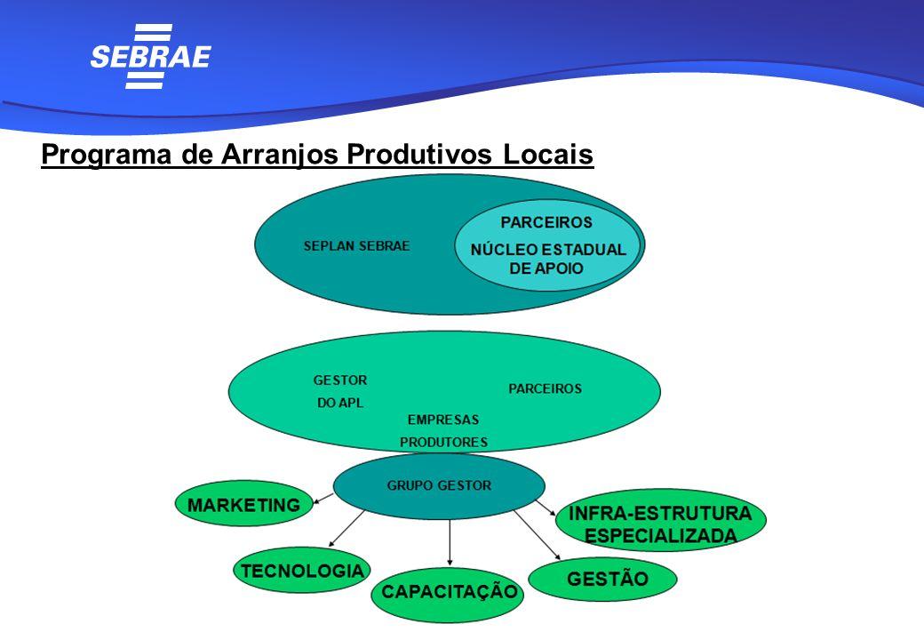 Programa de Arranjos Produtivos Locais